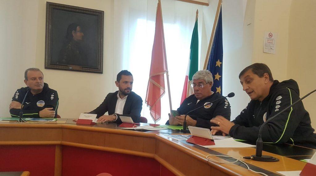 """""""PercorriAmo Giulianova"""", presentata la manifestazione sportiva organizzata daTurismo Podismo"""