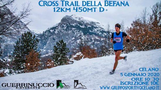 Cross Trail della Befana 05012020 locandina