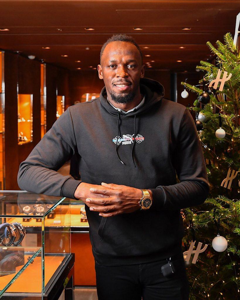 Usain Bolt inaugura il nuovo stadio olimpico di Tokyo 2020- IL VIDEO