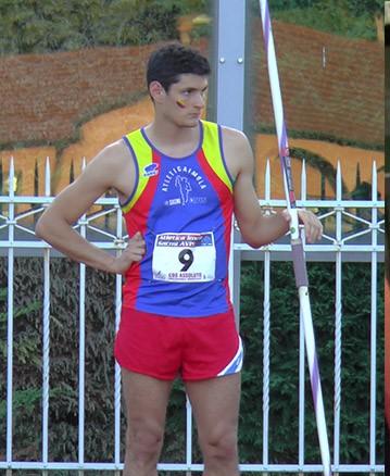 ATLETICA SACMI AVIS CAMPIONE D'ITALIA 2019 NEL DECATHLON, intervista all' atleta Michele Brini e al presidente MASSIMO CAVINI