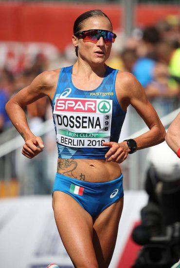 Sara Dossena correrà domenica 15 dicembre la Maratonina della Città Murata di Cittadella