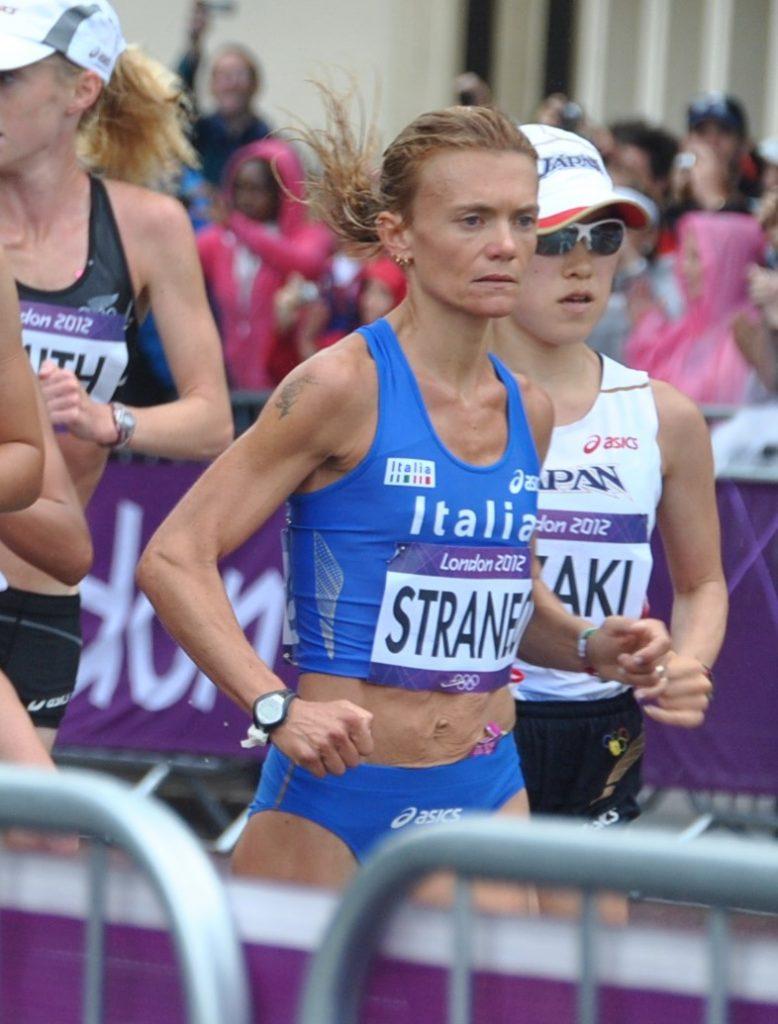 Valeria Straneo è la migliore azzurra della Maratona di Valencia