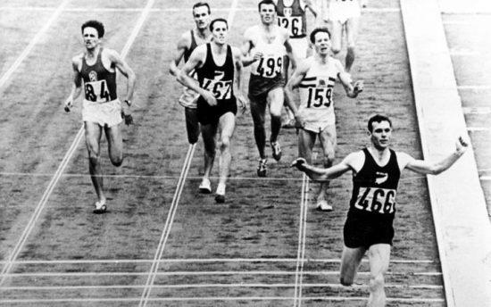 È morto a 80 anni Peter Snell, medaglia d'oro a Roma '60 negli 800 metri