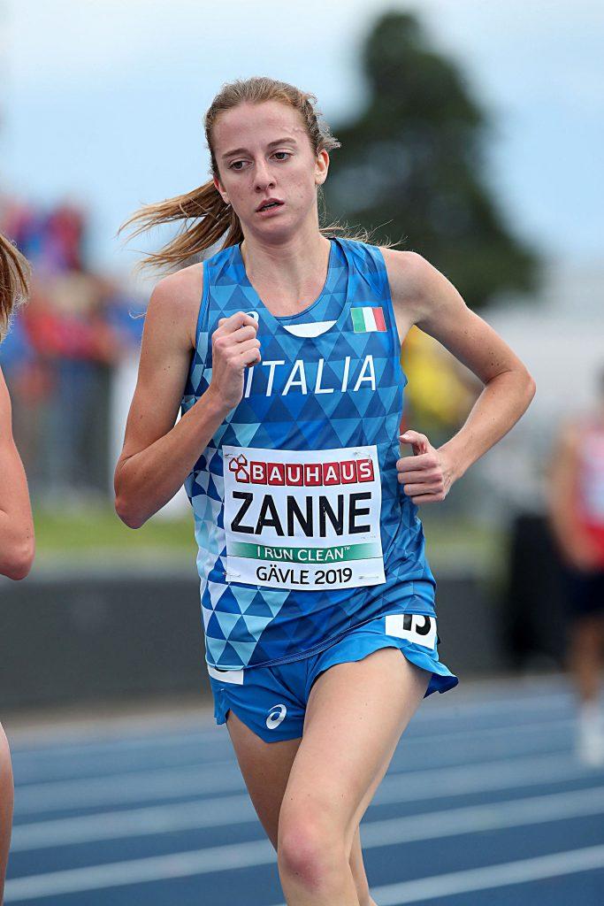 Risultati europei cross Lisbona: Federica Zanne 5^ nelle U23
