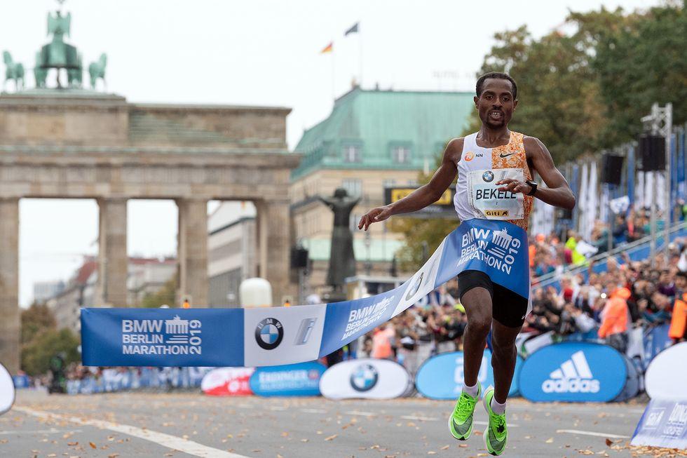 """Il """"Best"""" dell'atletica 2019: Kenenisa Bekele sfiora il record del mondo della maratona a Berlino"""