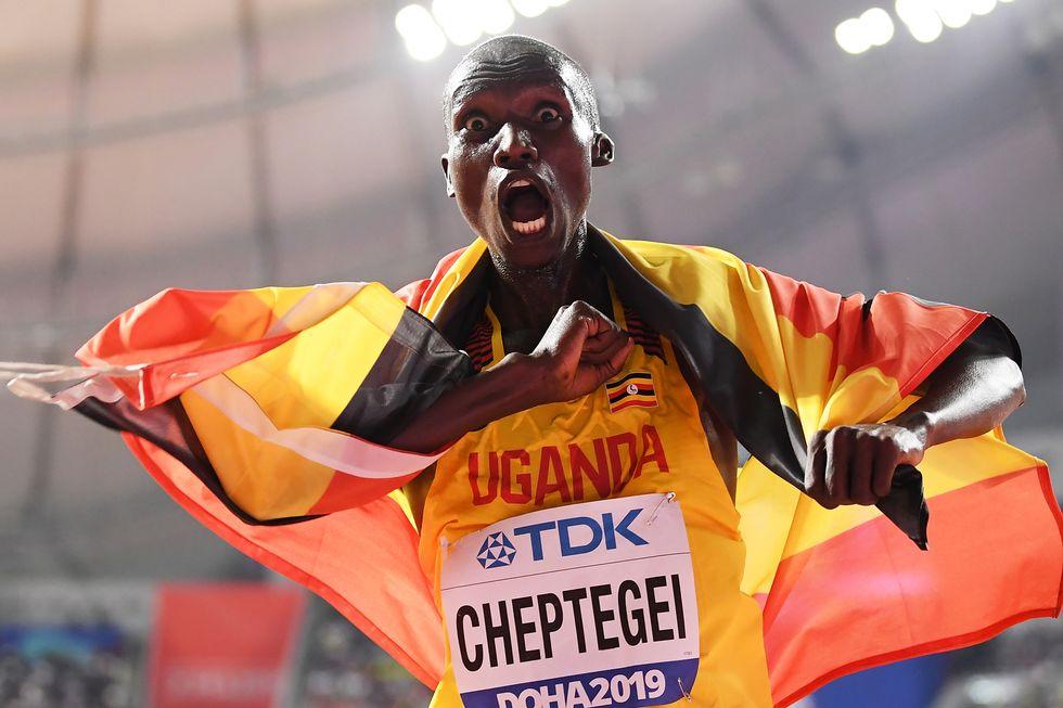 """Il """"Best"""" dell'atletica 2019: Joshua Cheptegei stabilisce il record mondiale 10K su strada dopo aver vinto due titoli mondiali- IL VIDEO"""
