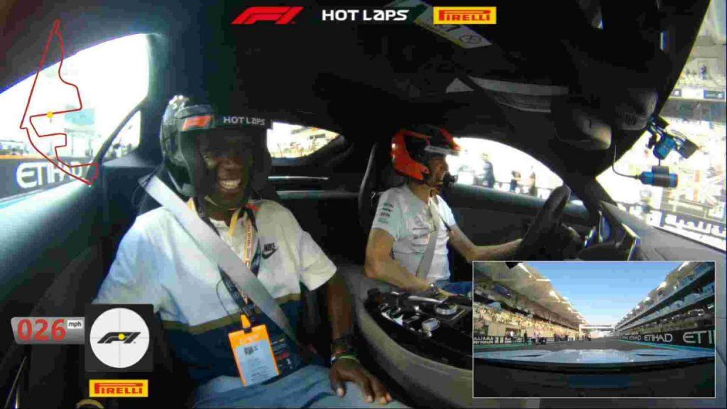 Eliud Kipchoge sperimenta la super velocità con il pilota di Formula uno Esteban Ocon