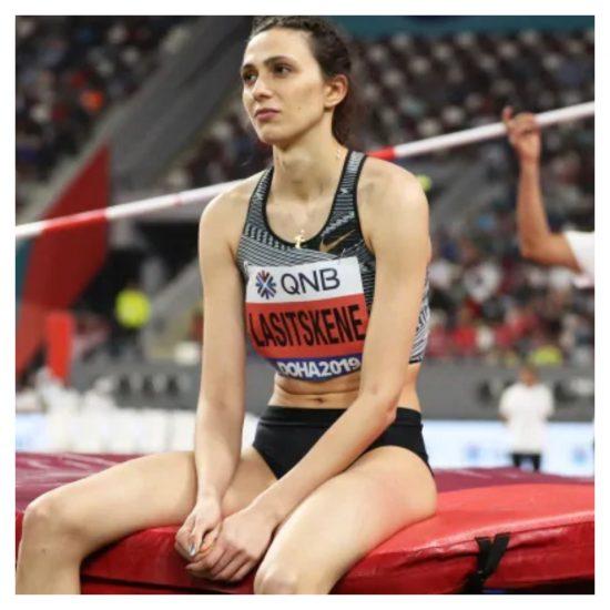 Maria Lasitskene esplode contro la federazione russa dopo il divieto olimpico