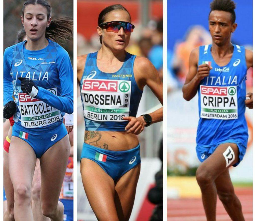 Crippa-Battocletti-Dossena, annunciati i big azzurri del Campaccio 2020