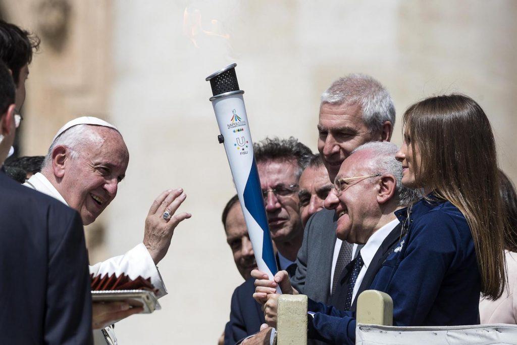 Il Vaticano alle Olimpiadi?  la squadra di San Pietro punta a Parigi 2024