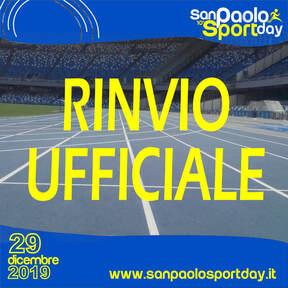 Niente atletica: cadono calcinacci al San Paolo di Napoli