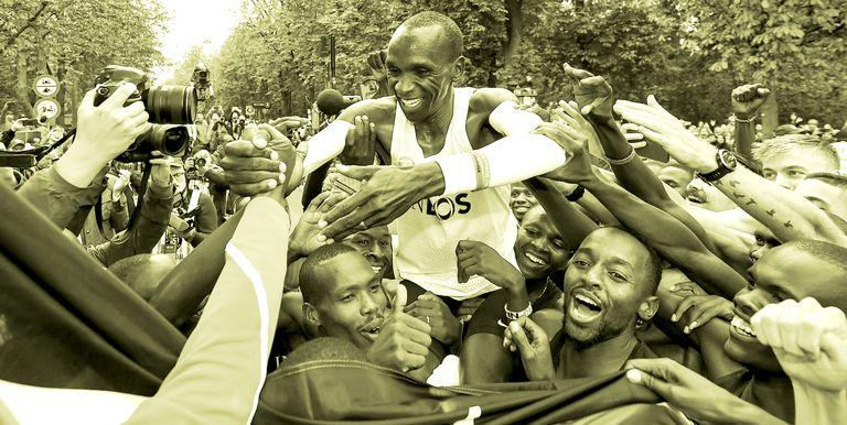 """Il """"Best"""" dell'atletica 2019: Eliud Kipchoge rompe il muro delle 2 ore nella maratona"""