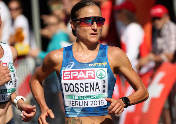 Una eccellente Sara Dossena si aggiudica la mezza maratona di Cittadella