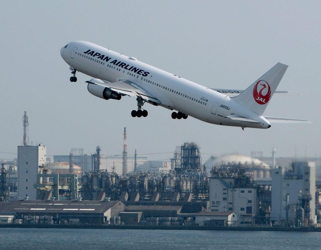 Japan Airlines offrirà 50.000 voli gratuiti a cittadini stranieri durante Tokyo 2020