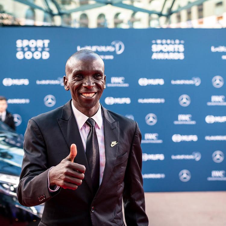 Eliud Kipchoge correrà la Maratona alle Olimpiadi di Tokyo-Sapporo... se sarà selezionato!