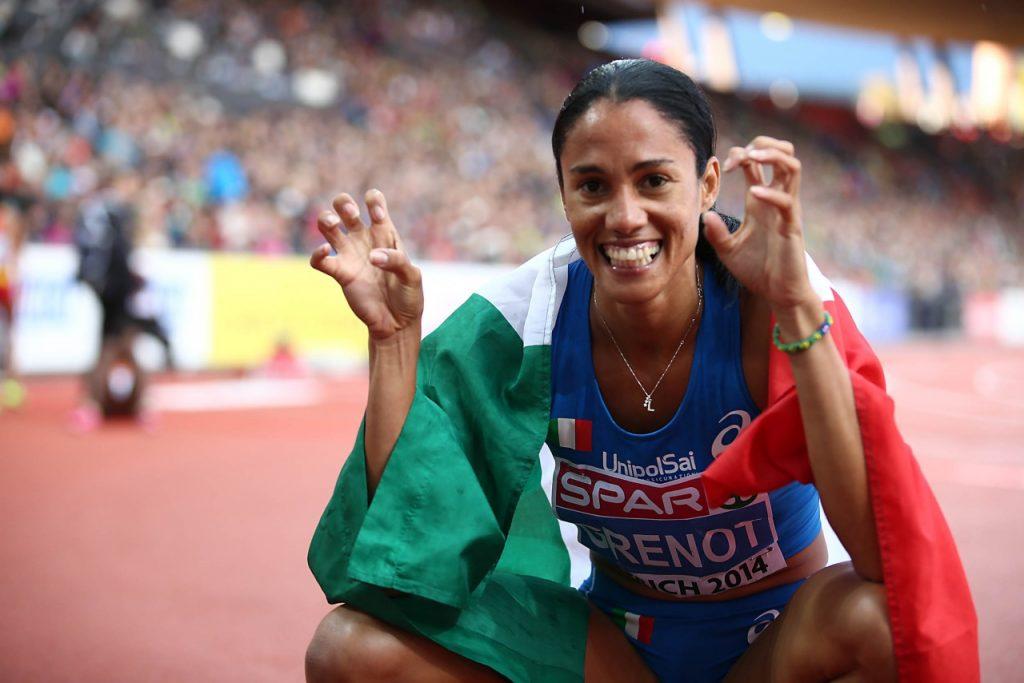 Libania Grenot riceve il bronzo di Barcellona finalmente dopo 9 anni di attesa
