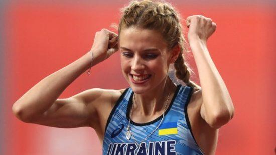 Strepitoso record del mondo U20 nell'alto di Yaroslava Mahuchikh