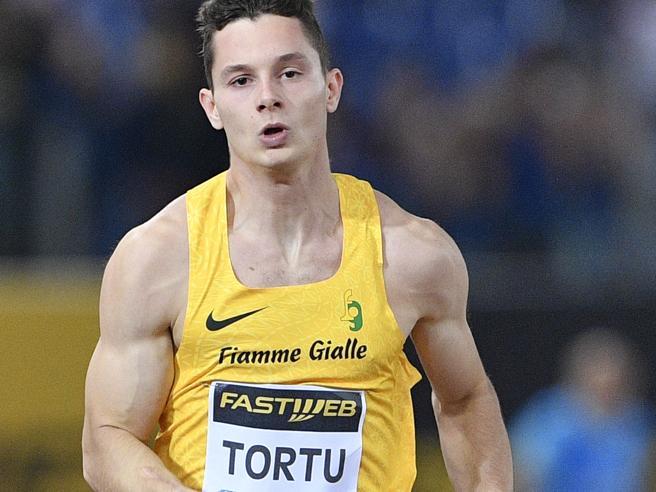 Filippo Tortu debutterà il 23 febbraio agli assoluti indoor di Ancona