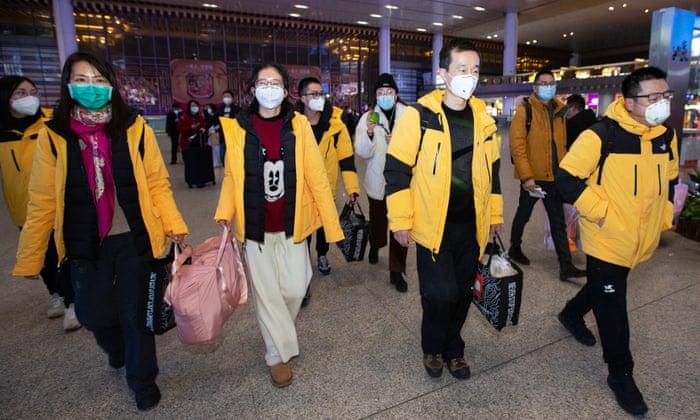 Il Coronavirus minaccia i campionati mondiali indoor di atletica di Nanchino