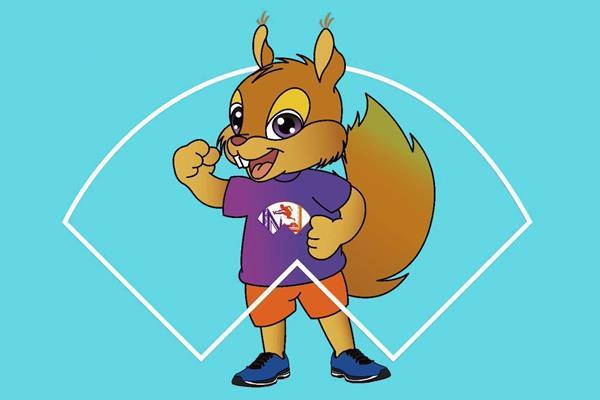Presentata  Cedar, la mascotte dei Campionati mondiali indoor di Nanchino 2020