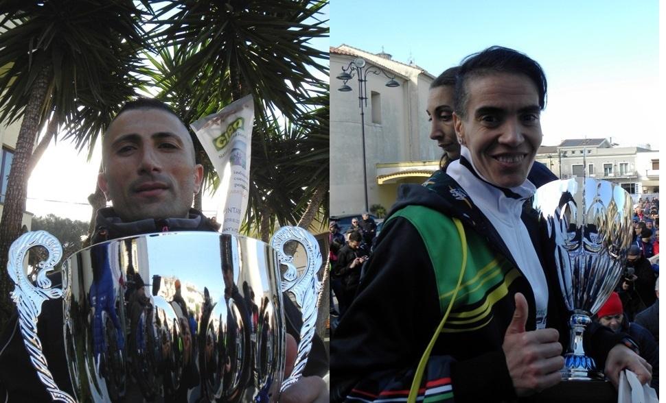 Risultati Maratonina di Sant'Antonio Abate  Nigro mette tutti in fila. Hanane fa la differenza e vince