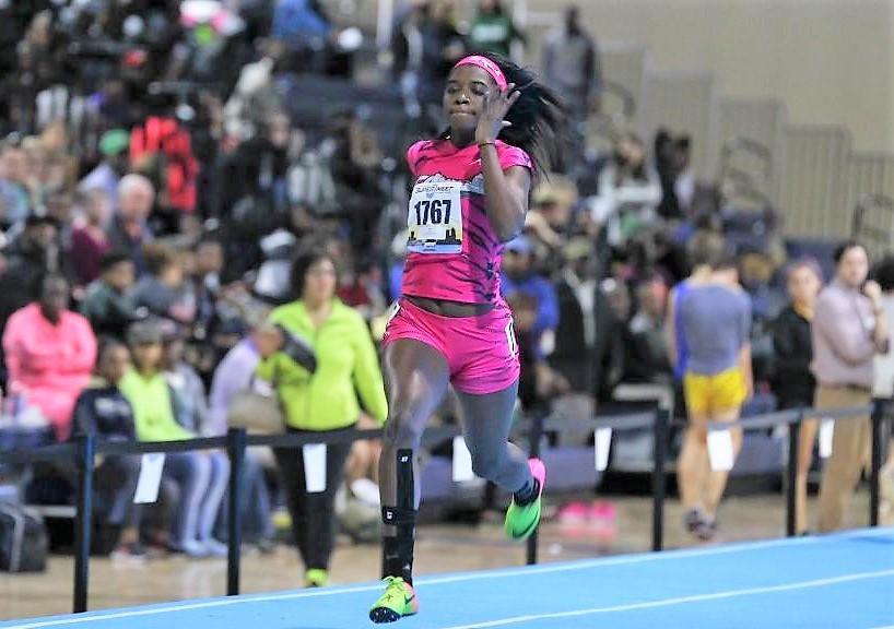 Record del mondo nei 60 metri under 18 polverizzato da Tamari Davis