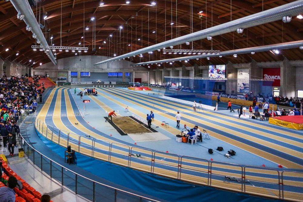 Indoor Ancona: sabato 18 e domenica 19 la diretta streaming delle gare