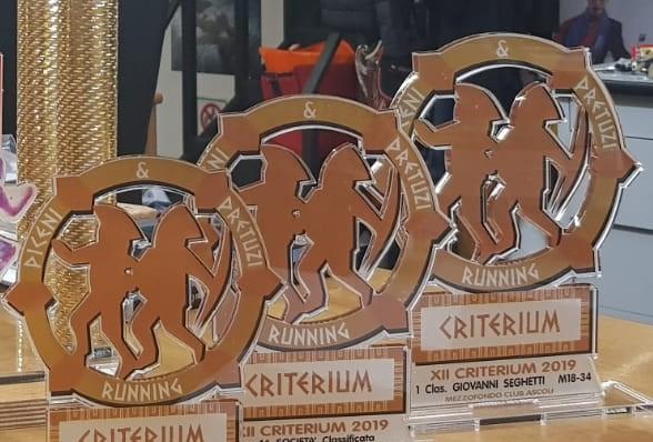 Podismo -- Criterium Piceni&Pretuzi, le premiazioni 2019 di Ancarano lanciano il calendario 2020!