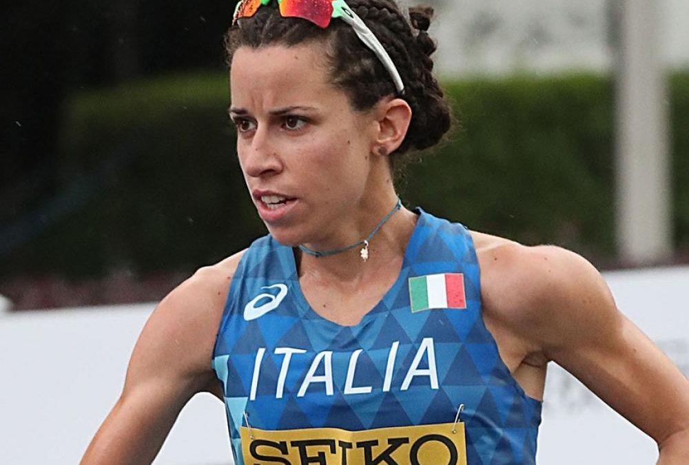 Ottimo debutto di Eleonora Giorgi nei 35 km. di marcia, a Grosseto miglior prestazione mondiale