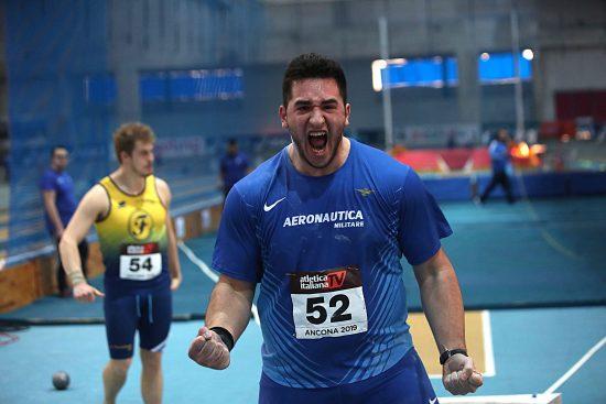 Ancona 15-17/02/2019 Campionati Italiani Assoluti indoor   - foto di Giancarlo Colombo/A.G.Giancarlo Colombo