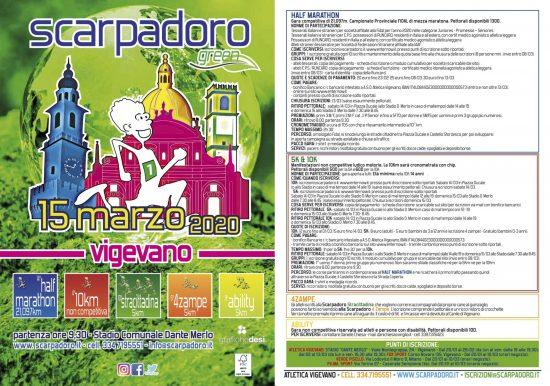 14^ Scarpadoro Vigevano – si aprono ufficialmente le iscrizioni!