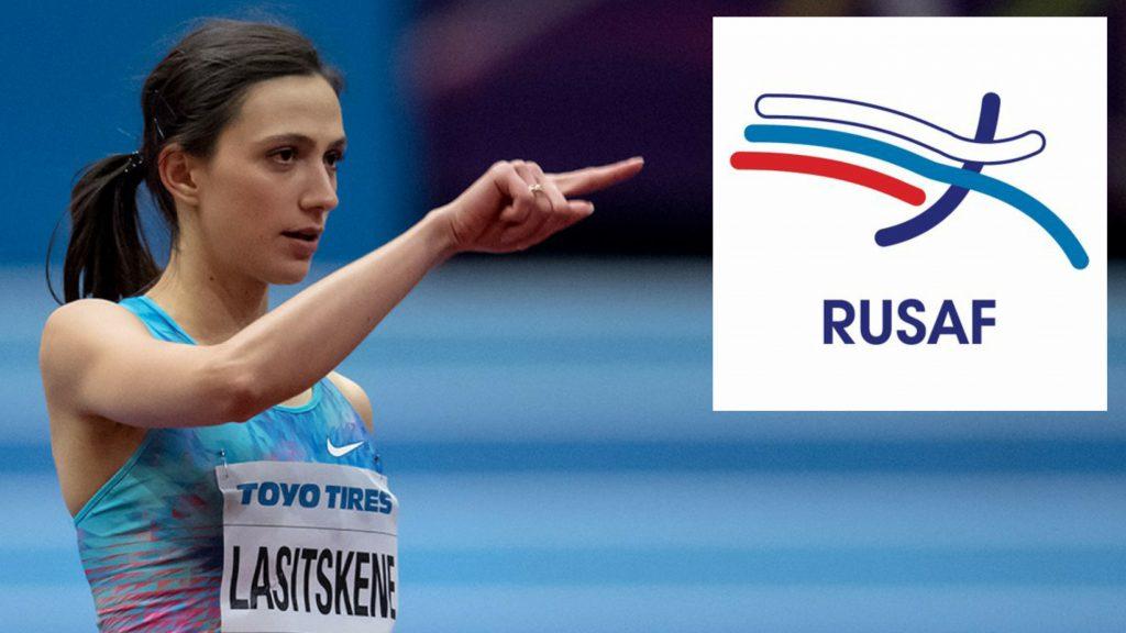 Maria Lasitskene minaccia una causa milionaria contro la federazione russa di atletica