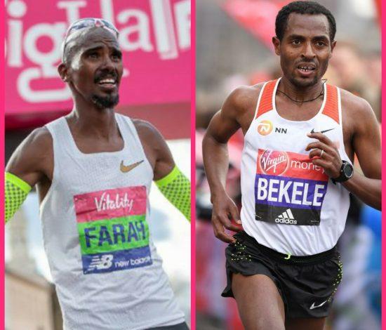 Farah sfiderà Bekele nella di Big Half di Londra