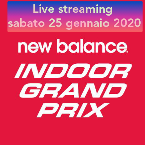 Il live streaming del Grand Prix Indoor di Boston, sabato 25 gennaio- mezzofondo e Asafa Powell il clou