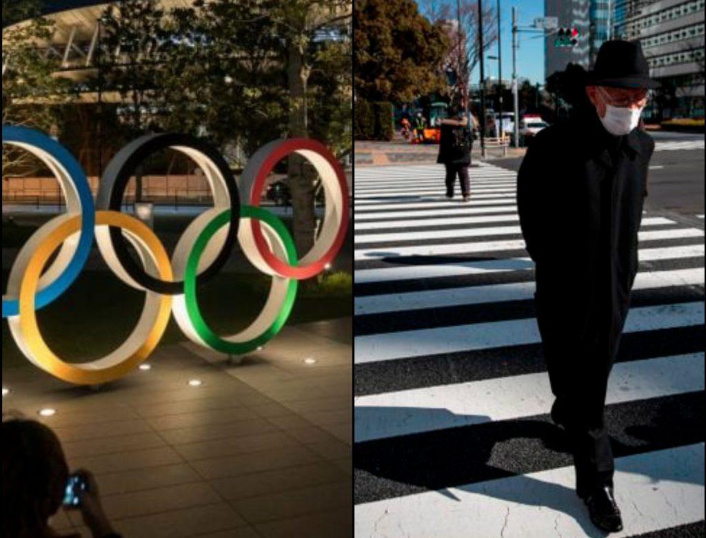 A rischio cancellazione le Olimpiad dii Tokyo  a causa del coronavirus?