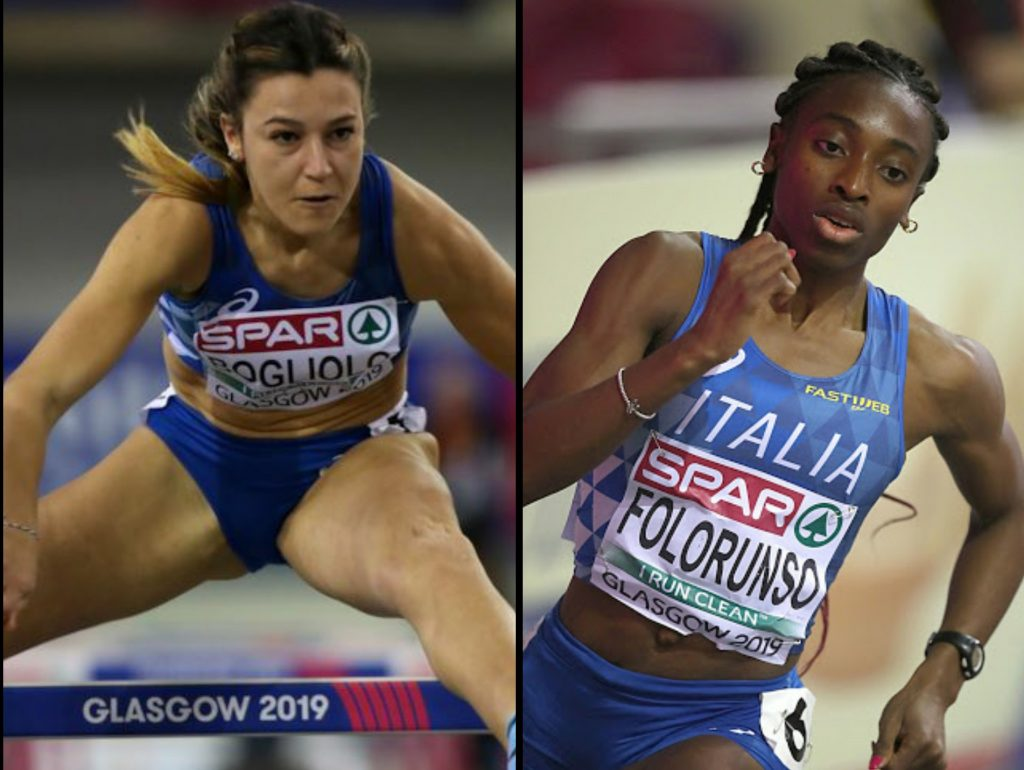 Bogliolo e Folorunso brillano nella World Athletics Indoor Tour  Karlsruhe (Germania)