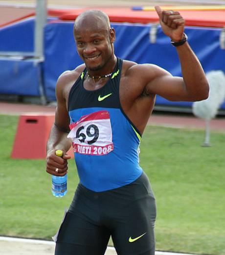 """Asafa Powell etichettato come """"vecchio"""" dal velocista  Demek Kemp"""