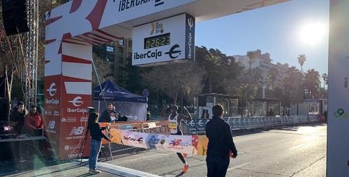 Il video del record mondiale di Kipruto nei 10km. su strada di Valencia
