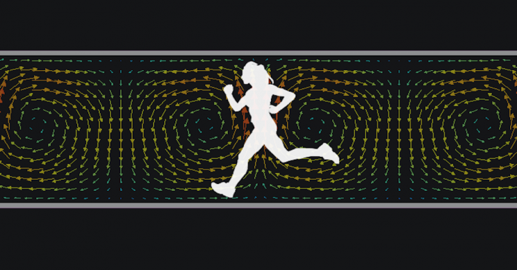 L'aerodinamica della corsa: cosa puoi fare per correre come Kipchoge?