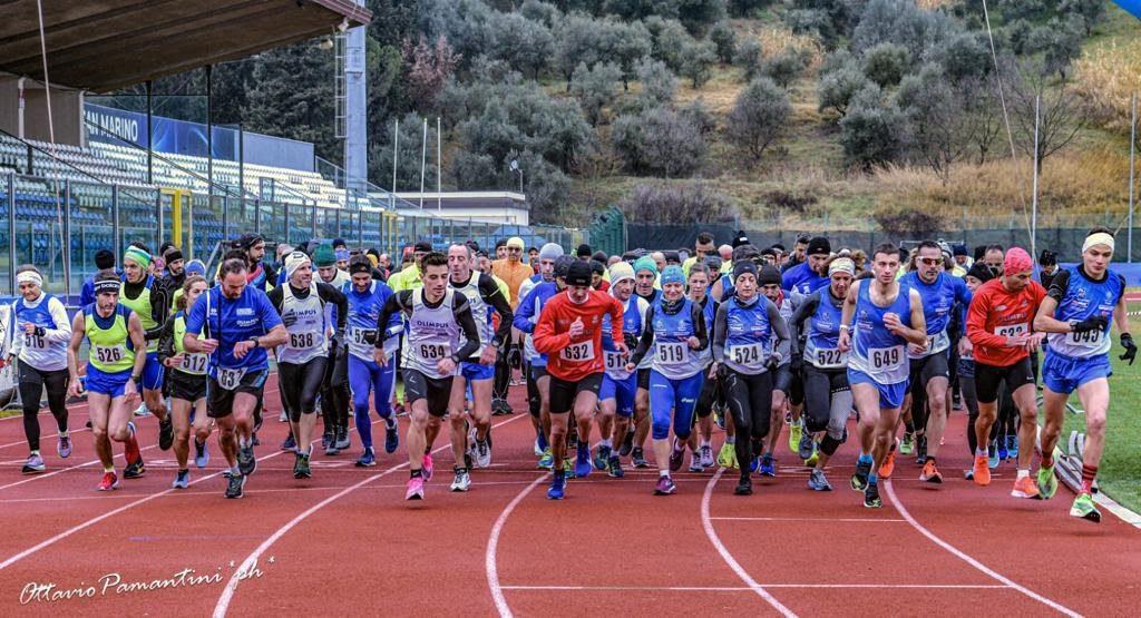 Campionato Sammarinese di corsa su strada Trionfano ancora Facondini e Agostini