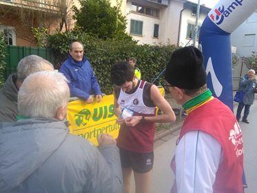 """Risultati """"Scarpinata I' Granocchio"""": vincono David Conte e Stefania Bargiacchi"""