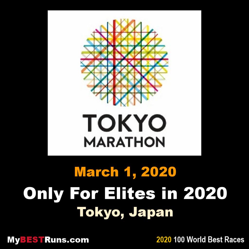 Coronavirus: domenica 1 marzo la Maratona di Tokyo aperta ai soli runner professionisti