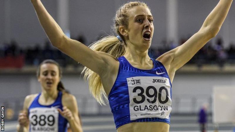 Jemma Reekie oscura Laura Muir e batte il record britannico degli 800 metri