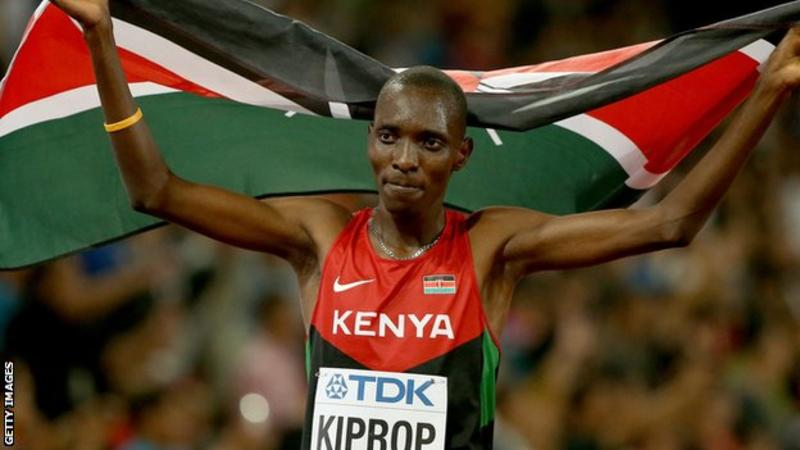 Doping: l'ex campione olimpico dei 1500m. Kiprop dopo la squalifica cambia sport e si scaglia contro l'atletica