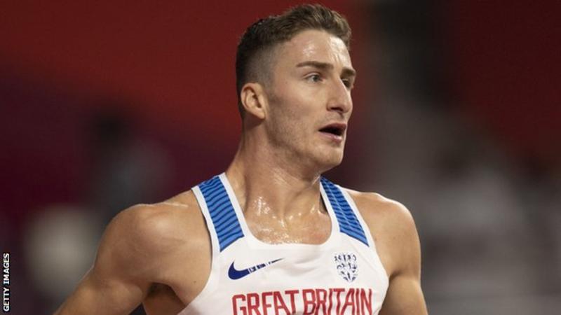 Record europeo dei 5.000 metri di Marc Scott, battuto Mo Farah