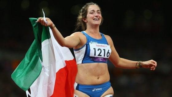 Martina Caironi andrà alle paralimpiadi di Tokyo, ridotta la squalifica per doping