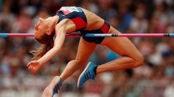 """Elena Vallortigara vince l'alto con 1,92 al """"Siena High Jump Indoor Contest 2020"""""""