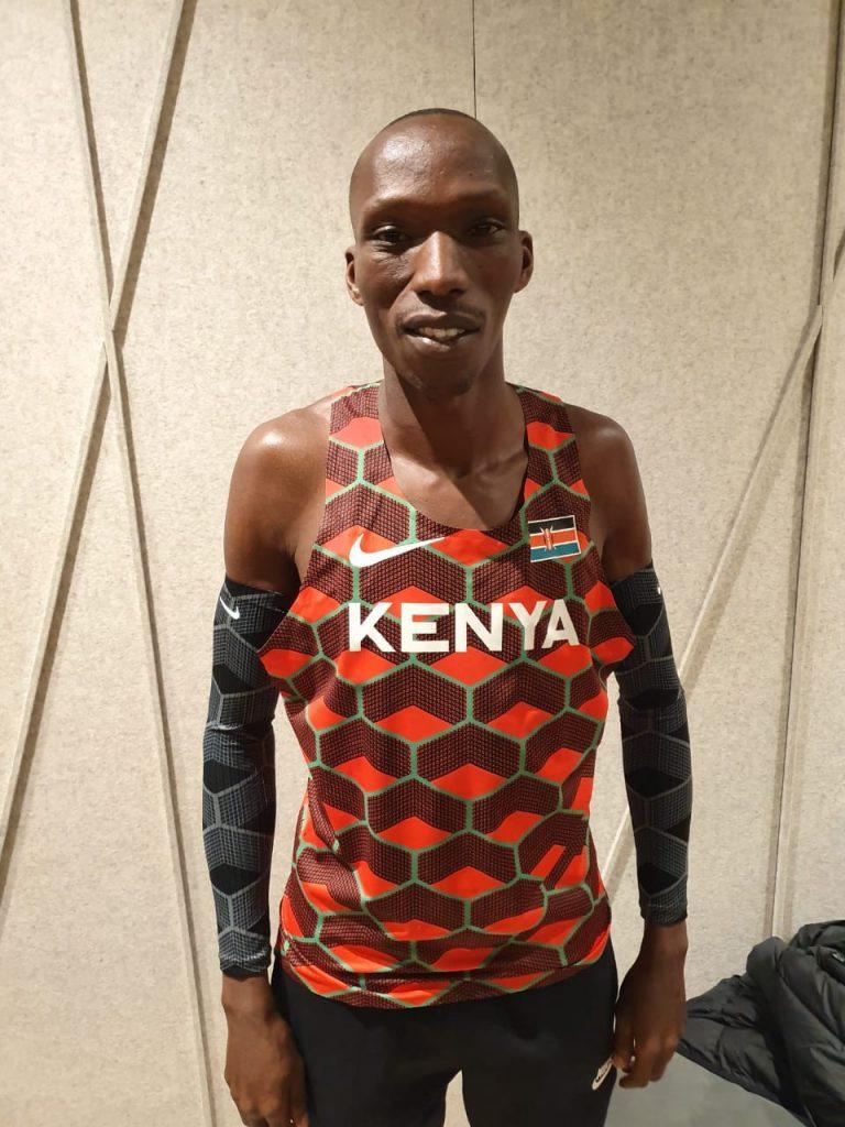 Eliud Kipchoge ha definito la controversa divisa del Kenya per Tokyo 2020 fantastica, nonostante le opinioni contrastanti