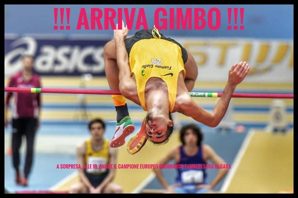 "Tamberi a sorpresa, in gara stasera a Siena nel ""Siena High Jump"", la diretta facebook"