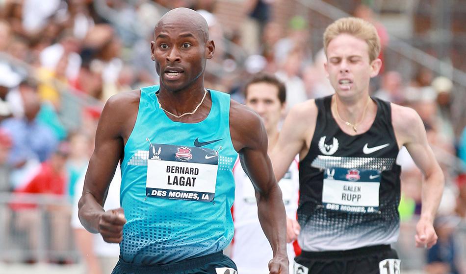 Stasera il Live streaming  dei Trials di maratona Usa: tra i protagonisti spicca il 45enne Bernard Lagat che cerca la 6^ olimpiade